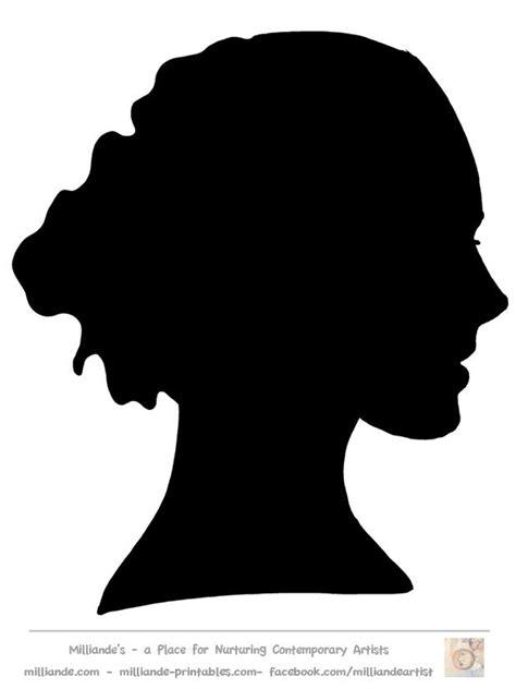 silhouette templates 25 unique silhouette ideas on
