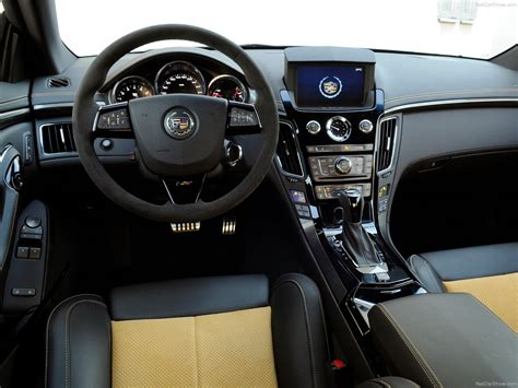 Cadillac Cts Custom Interior by Cadillac Cts V Coupe 2011 Picture 64 Of 78