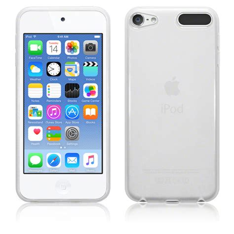 Apple Ipod Touch 6 32gb Protable Player Gold clear silicone gel screen guard for ipod touch 6 6g 6th generation ebay