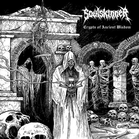 Ancient Wisdom by Soulskinner Crypts Of Ancient Wisdom Album Review