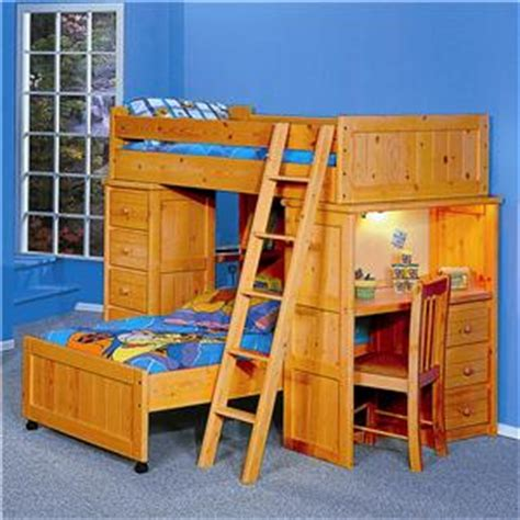 Palliser Bunk Bed With Desk Palliser Loft Bed