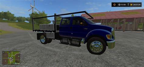 ford 650 work truck v1 0 edit modhub us