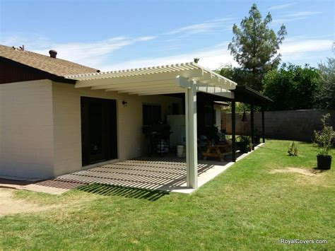 Alumawood Patio Cover Extensions in Phoenix