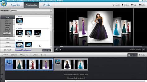 make software easy slideshow maker software