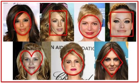 find the best haircut for your face shape hair ideas tutorial hairstyle how do you determine the perfect