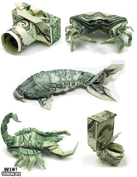 canadian money origami 17 best images about pepakura paper projects on
