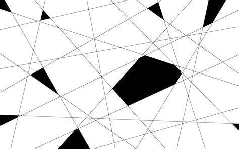 geometric patterns black and white lines black and white desktop wallpapers free