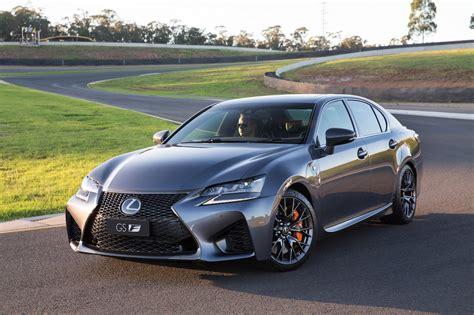 lexus g lexus gs f rc f updates add adaptive suspension new