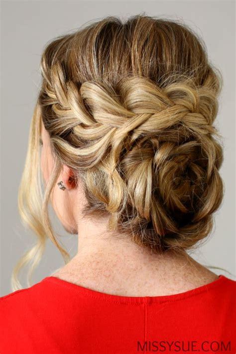 hairstyles hoco 17 best ideas about flower braids on pinterest rose