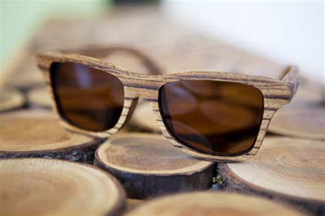 Handcrafted Sunglasses - here s where hip handcrafted wooden eyewear comes from