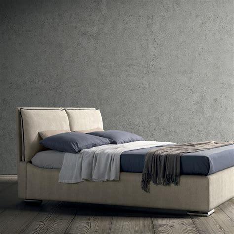 misure cuscini letto letto matrimoniale 140x190 cm con box e cuscini