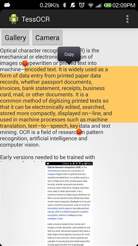 android studio ocr tutorial android ocr app tutorial