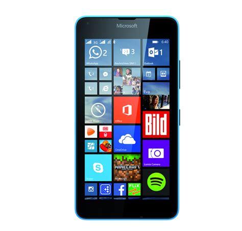 Microsoft Lumia 640 Lte Dual Sim microsoft lumia 640 lte dual sim smartphone in cyan