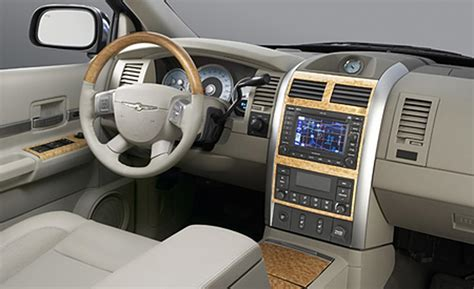 Chrysler Aspen Interior by Car And Driver