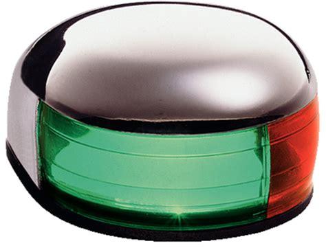 aqua signal bow light aqua signal 241057 series 24 tell tale bi color low