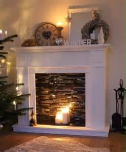 best 25 candle fireplace ideas on fireplace