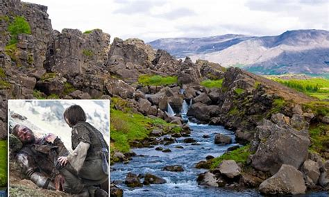 where of thrones filmed iceland iceland sees tourism boom thanks to filming locations used