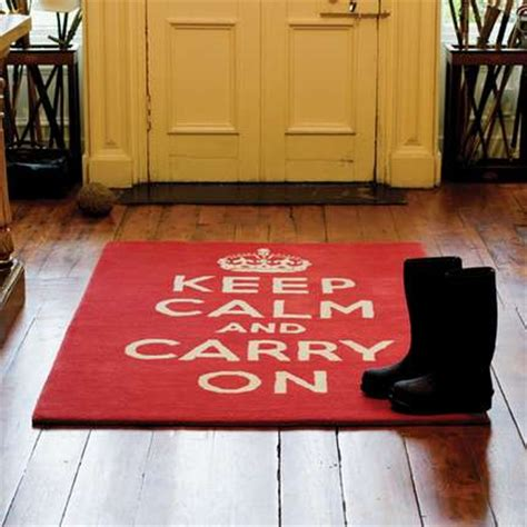 keep calm and carry on rug swissmiss keep calm and carry on rugs