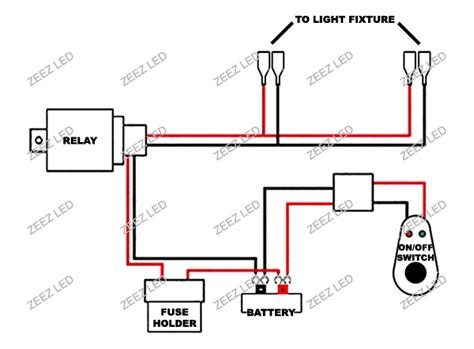 universal fog l wiring diagram fog light switch diagram