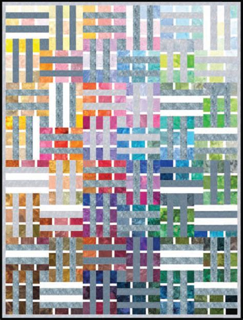 watercolor quilt pattern free free pattern watercolor palette quilt by linda fitch