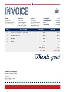 100 free invoice pdf templates print amp email