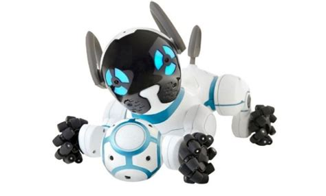 wowwee chip robot why wowwee s chip smart robot who listens dances