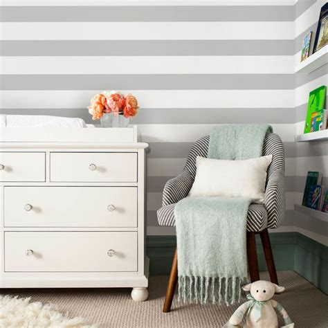 peal and stick wall paper horizontal stripe wallpaper peel and stick
