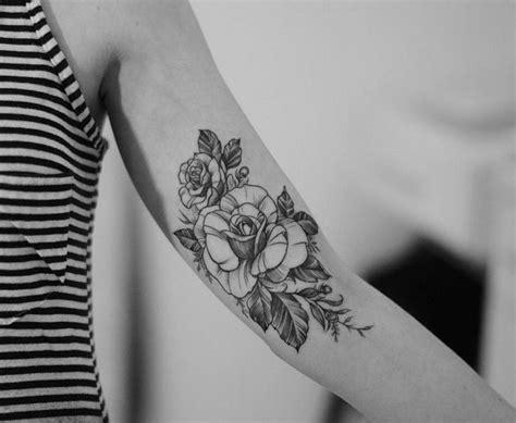 simple floral inner arm tattoo best tattoo design ideas best 25 inner arm tattoos ideas on pinterest inspiring