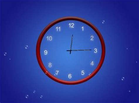 horloge bureau windows fond d 233 cran anim 233 horloge abstraite site officiel