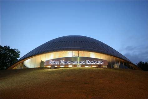 planetarium zeiss bochum tourist attraction bochum