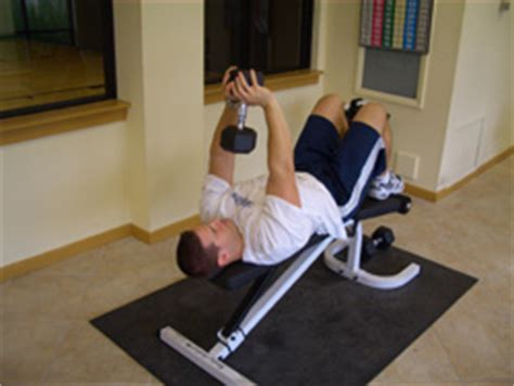 critical bench exercises dumbbell pullover exercise video
