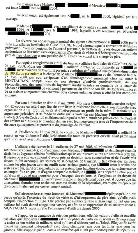 Demande De Garde Exclusive Lettre Application Letter Sle Modele De Lettre Demande De Garde Exclusive