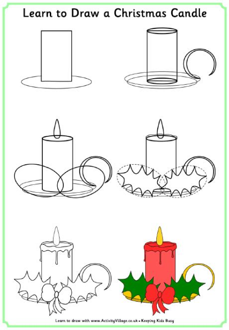 drawing step to step christmas decorations pictures to draw step by step drawing tutorials learning