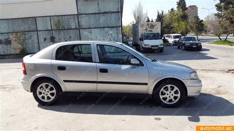 Opel Astra Urgent sale Second hand, 2001, $7700, Gasoline