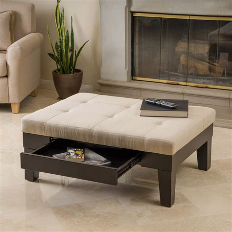 cushion coffee table  storage furniture roy home design