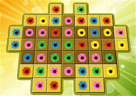 solitario dei fiori gioco tris di fiori