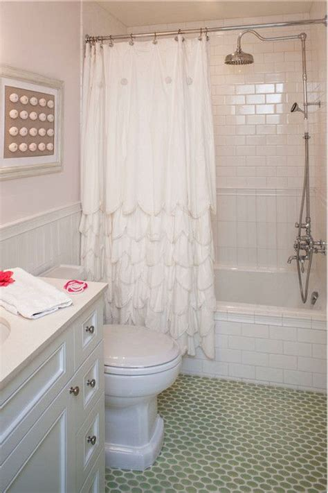 bathtub shower curtain surround tub shower combo tub surround and sea urchins on pinterest