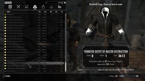 witcher 3 yennefer and triss armors at skyrim nexus mods witcher yennefer and triss armors as college mage robes at