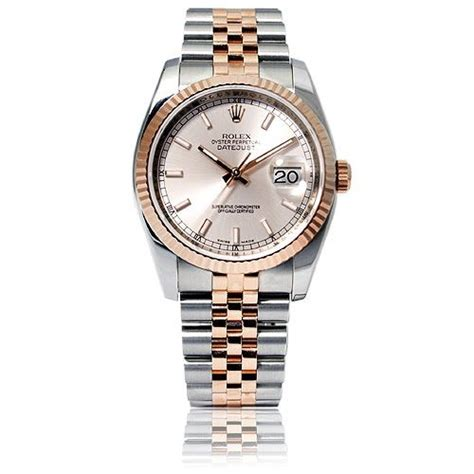 Bonia Bn062 White Rosegold jam tangan rolex rolex rolex