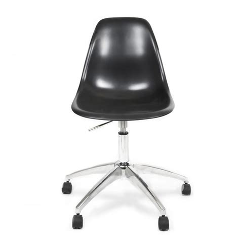 charles eames eames plastic office chair charles eames
