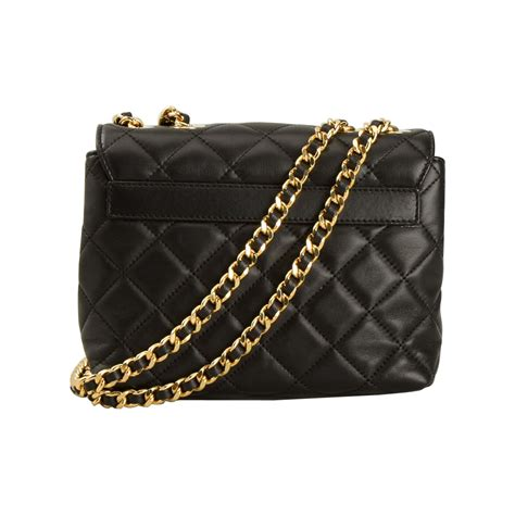 moschino quilted chain clutch polyvore 28 images