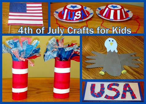 4th of july kid crafts 4th of july crafts 5 patriotic craft ideas for