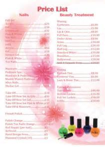 Apple nails in conroe price list price list
