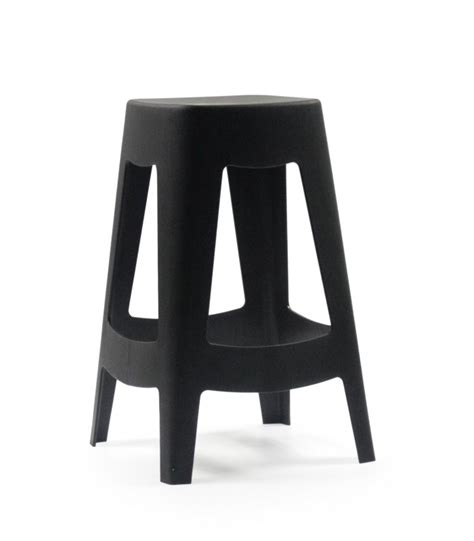 Tabouret De Bar En Plastique by Tabouret De Bar Ext 233 Rieur Design Empilable En Plastique