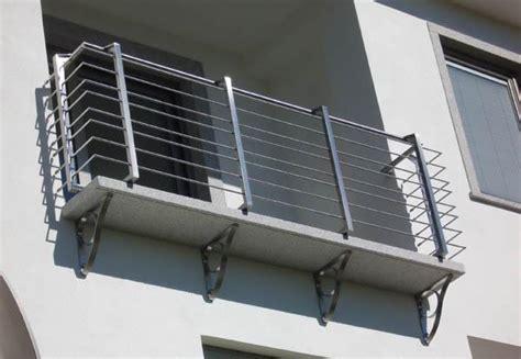 corrimano per esterni bruno acciai righiere e corrimano da esterno in acciaio inox
