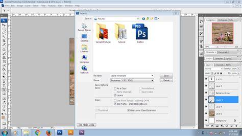 cara membuat kartu nama photoshop cs3 cara mudah mengedit foto mini people dengan photoshop cs3