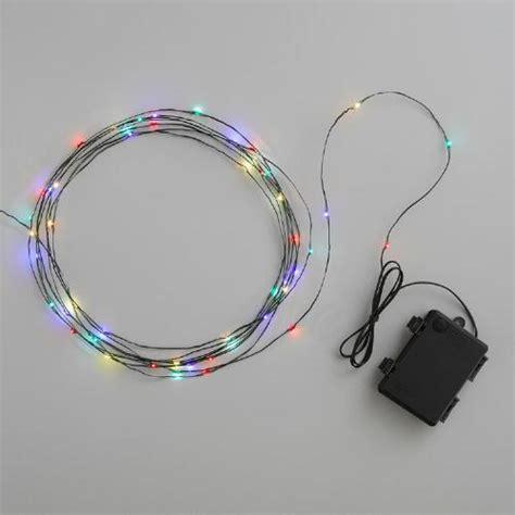 micro led string multicolor micro led 150 light string lights world market