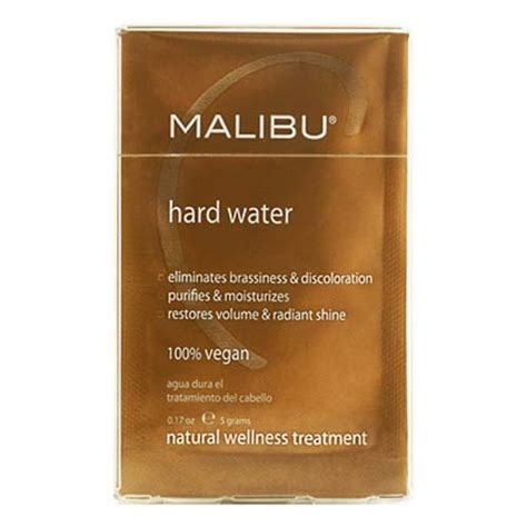 malibu c water treatment malibu c water treatment 12pk malibuhair skin products