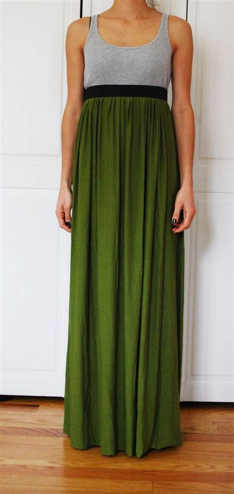 pattern for simple maxi skirt simple bliss maxi skirt tutorial diy pinterest