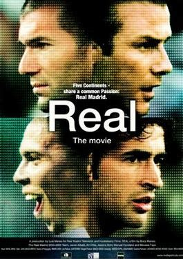 film dokumenter real madrid real the movie wikipedia
